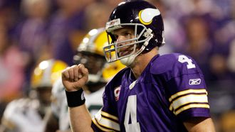 Favre, Dungy among eight elected to Hall of Fame