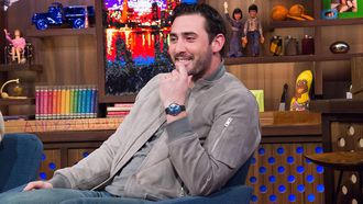 Matt Harvey talks threesomes, models and more with Andy Cohen