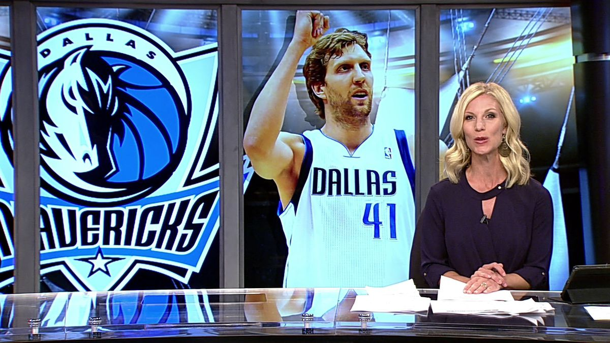 Dirk to remain a Dallas Maverick for remainder of career