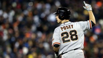 Buster Posey in pictures