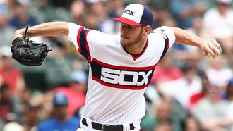 Sources: White Sox scratch Chris Sale from start due to uniform dispute