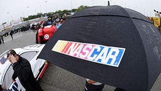 Sprint Cup qualifying rained out at Richmond International Raceway